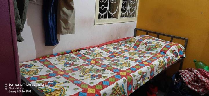 Bedroom Image of My Home PG in Ganganagar