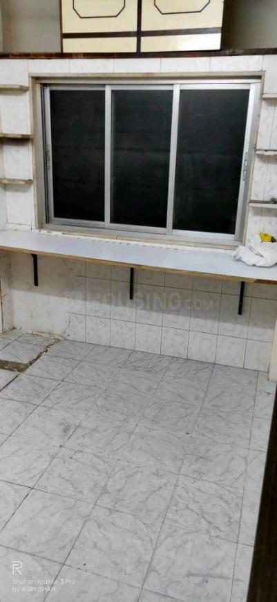 Kitchen Image of 490 Sq.ft 1 BHK Apartment for rent in Kandivali West for 22000