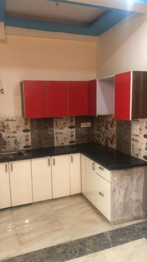 Kitchen Image of 1200 Sq.ft 3 BHK Independent Floor for buy in Vasundhara for 4235000