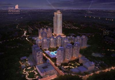 Gallery Cover Image of 1200 Sq.ft 2 BHK Apartment for rent in Dosti Ambrosia, Wadala for 65000