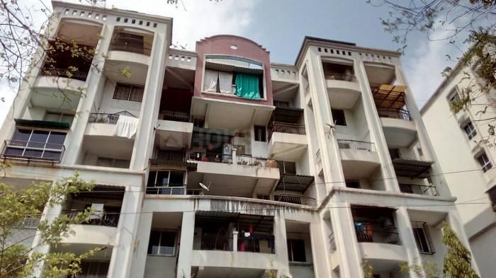 Building Image of 500 Sq.ft 1 BHK Apartment for rent in Wanowrie for 13000