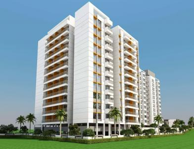 Gallery Cover Image of 971 Sq.ft 2 BHK Apartment for buy in Magnum Lifestyle, Dhanori for 4190000
