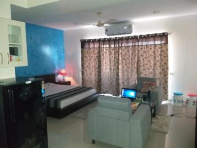 Gallery Cover Image of 1400 Sq.ft 3 BHK Independent Floor for rent in Tata Eden Court Primo, New Town for 26000