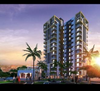 Gallery Cover Image of 532 Sq.ft 2 BHK Apartment for buy in L M Tower, Bhiwandi for 3600000