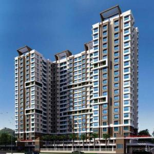 Gallery Cover Image of 750 Sq.ft 1 BHK Apartment for rent in A Surti Universal Cubical, Jogeshwari West for 32000