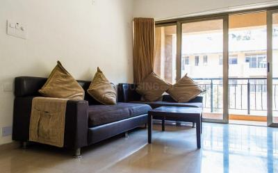 Gallery Cover Image of 1670 Sq.ft 3 BHK Apartment for rent in Kharghar for 40000