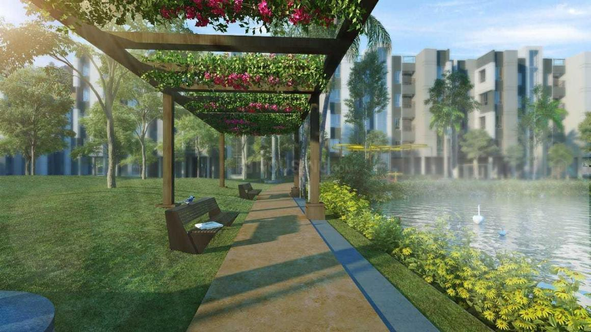 Garden Area Image of 429 Sq.ft 1 BHK Apartment for buy in Paschim Barisha for 965000