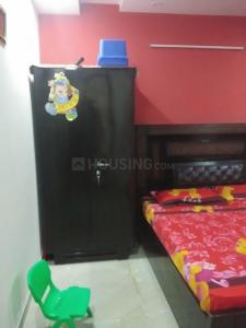 Gallery Cover Image of 600 Sq.ft 1 BHK Independent Floor for rent in Hari Nagar for 14000