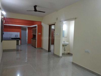Gallery Cover Image of 950 Sq.ft 2 BHK Apartment for rent in Chowdeshwari Thirumala Lotus, Gottigere for 18000