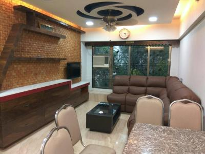 Gallery Cover Image of 1200 Sq.ft 2 BHK Apartment for rent in Bandra West for 125000