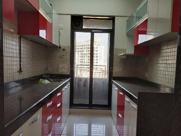 Kitchen Image of 500 Sq.ft 1 BHK Apartment for rent in Kandivali West for 22500