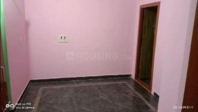 Gallery Cover Image of 600 Sq.ft 1 BHK Independent Floor for rent in Hebbal for 6500