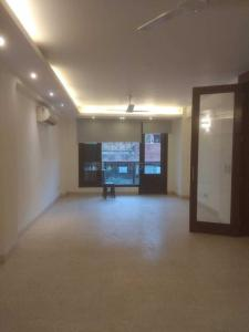 Gallery Cover Image of 1900 Sq.ft 3 BHK Independent Floor for rent in Greater Kailash for 75000