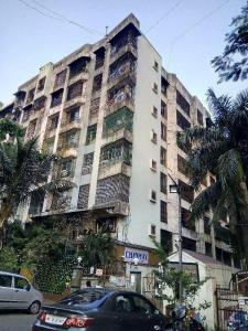 Gallery Cover Image of 640 Sq.ft 1 BHK Apartment for rent in Borivali West for 16000