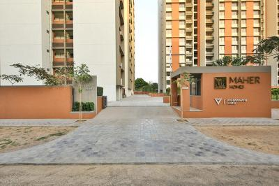 Gallery Cover Image of 698 Sq.ft 2 BHK Apartment for buy in Shela for 4500000