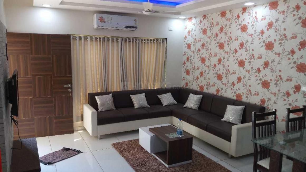 Living Room Image of 1487 Sq.ft 4 BHK Villa for buy in Harni for 7200000
