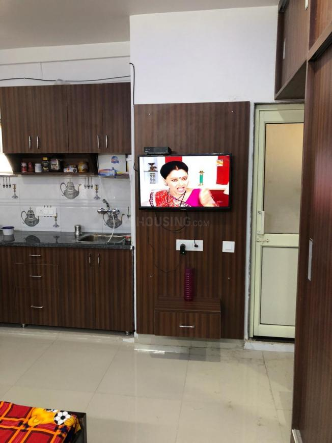 Kitchen Image of 250 Sq.ft 1 RK Apartment for buy in Sector 66 for 1500000