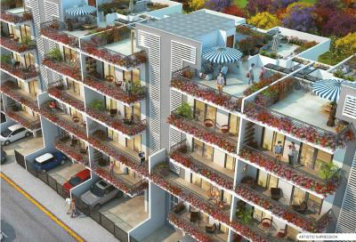 Gallery Cover Image of 1210 Sq.ft 2 BHK Independent Floor for buy in Sector 3, Sohna for 9200000