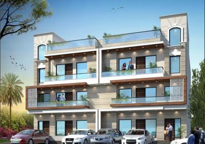 Gallery Cover Image of 2250 Sq.ft 3 BHK Independent Floor for rent in Green Field Colony for 25000