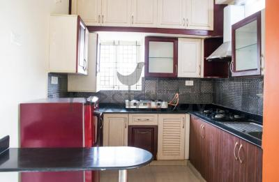 Kitchen Image of PG 4642721 Kasturi Nagar in Kasturi Nagar