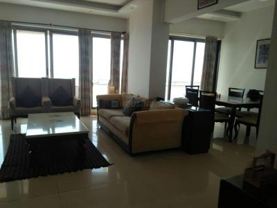 Gallery Cover Image of 2300 Sq.ft 3 BHK Apartment for rent in Worli for 250000