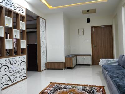 Gallery Cover Image of 1385 Sq.ft 2 BHK Apartment for buy in Ami Sanidhya Harmony, Makarba for 6400000