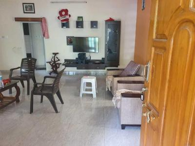 Gallery Cover Image of 1500 Sq.ft 2 BHK Independent Floor for rent in Yelahanka Satellite Town for 16500