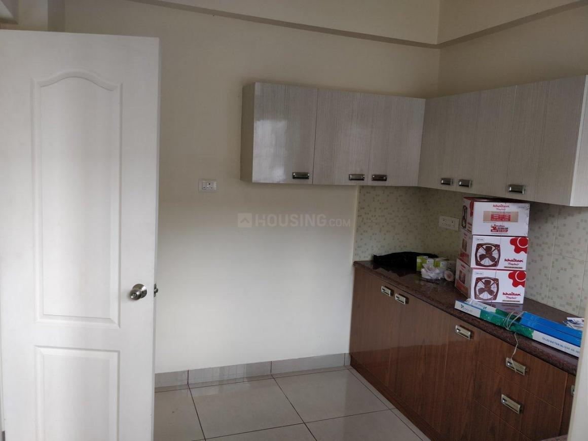 Kitchen Image of 1722 Sq.ft 3 BHK Apartment for rent in Keelma Nagar for 21000
