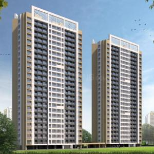 Gallery Cover Image of 1050 Sq.ft 2 BHK Apartment for buy in Jp Esquire, Bhayandar East for 9100000