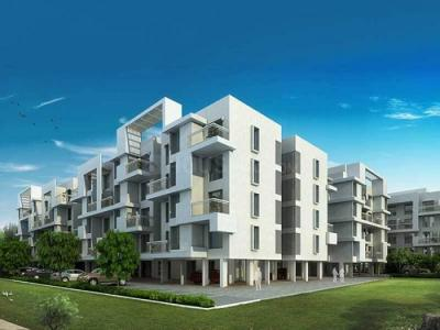 Gallery Cover Image of 943 Sq.ft 2 BHK Apartment for buy in Lohegaon for 4500000