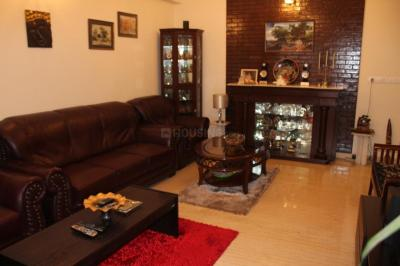 Gallery Cover Image of 1500 Sq.ft 3 BHK Apartment for rent in Koramangala for 75000