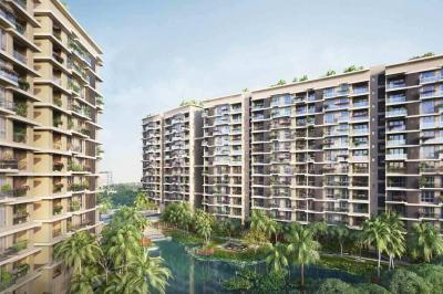 Gallery Cover Image of 1098 Sq.ft 3 BHK Apartment for buy in Tangra for 8062000
