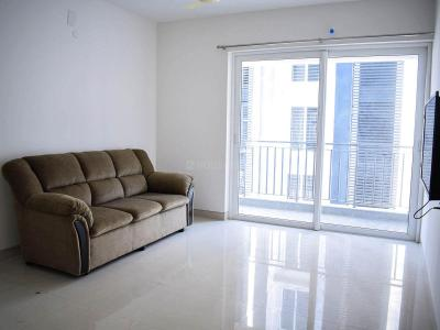 Living Room Image of Zolo Stay in Thoraipakkam