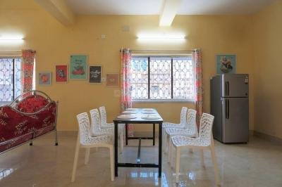 Dining Area Image of Oyo Life Kol1119 Newtown in New Town