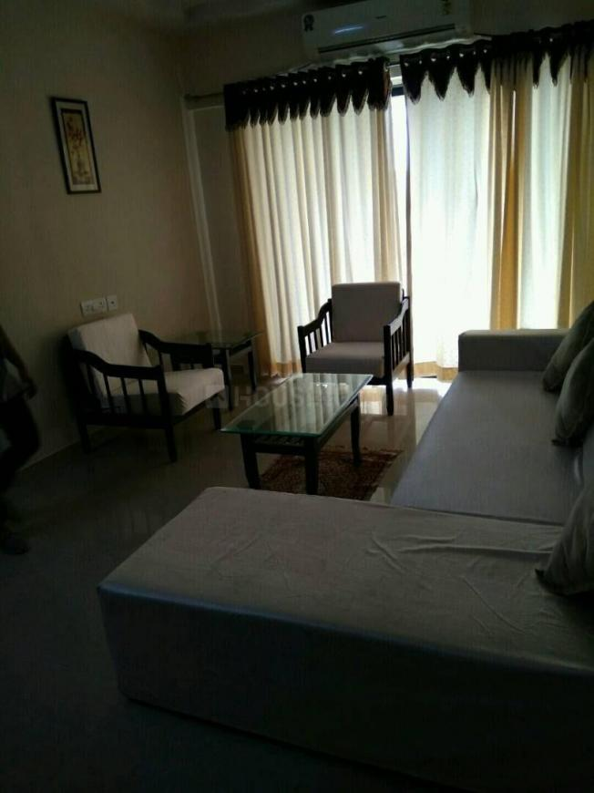 Living Room Image of 1100 Sq.ft 2 BHK Apartment for rent in Andheri East for 47000