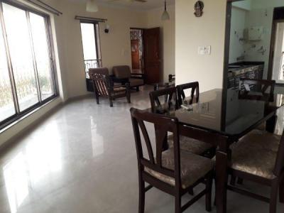 Gallery Cover Image of 1300 Sq.ft 2 BHK Apartment for rent in Nerul for 50000