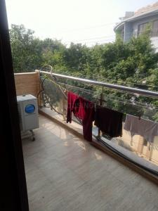 Balcony Image of Aarzoo Homes in Sector 41