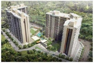 Gallery Cover Image of 1100 Sq.ft 3 BHK Apartment for rent in Kalpataru Hills, Thane West for 33000