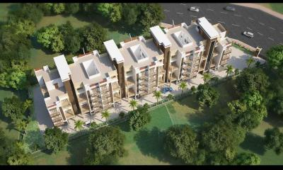 Gallery Cover Image of 680 Sq.ft 1 BHK Apartment for buy in Akurli for 3800000