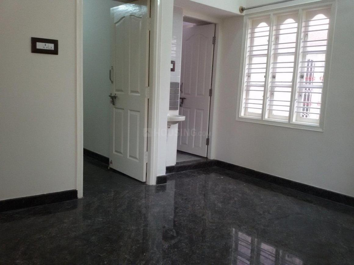 Living Room Image of 600 Sq.ft 1 BHK Independent Floor for rent in Yeshwanthpur for 10500