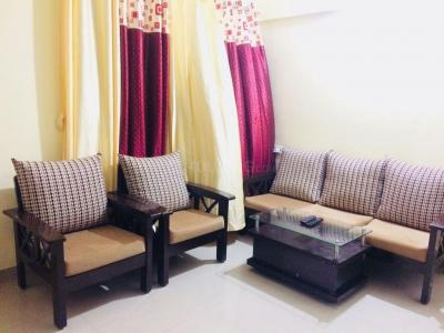 Gallery Cover Image of 650 Sq.ft 1 BHK Apartment for rent in Kasarvadavali, Thane West for 18000