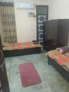 Bedroom Image of Lavanya PG in Janakpuri