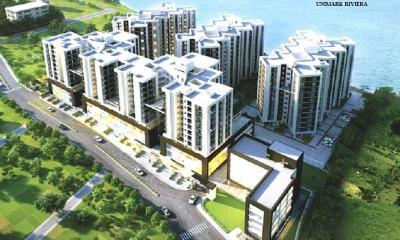 Gallery Cover Image of 1012 Sq.ft 2 BHK Apartment for buy in Unimark Riviera, Uttarpara for 4150000