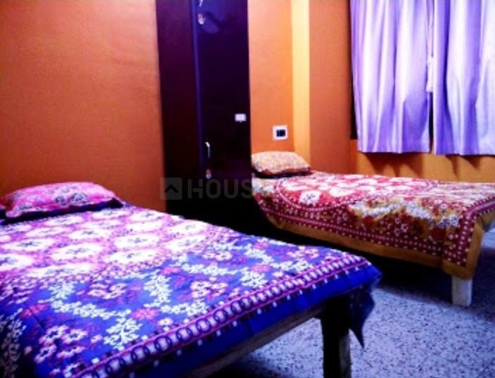 साल्ट लेक सिटी में यश पीजी में बेडरूम की तस्वीर