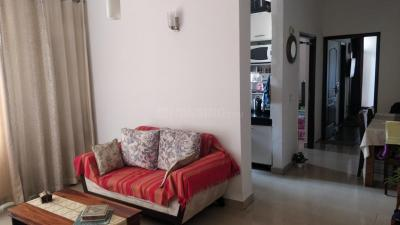 Gallery Cover Image of 1425 Sq.ft 3 BHK Apartment for rent in Paramount Symphony, Crossings Republik for 9500