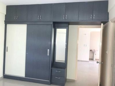 Gallery Cover Image of 1500 Sq.ft 3 BHK Apartment for rent in GM Infinite E-City Town, Bommasandra for 18000
