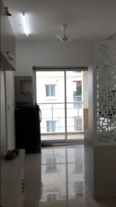 Gallery Cover Image of 544 Sq.ft 1 BHK Apartment for rent in Ahad Euphoria, Carmelaram for 18500