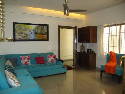 Gallery Cover Image of 1273 Sq.ft 3 BHK Apartment for buy in Aashrithaa Purvi Pristine, Whitefield for 7500000