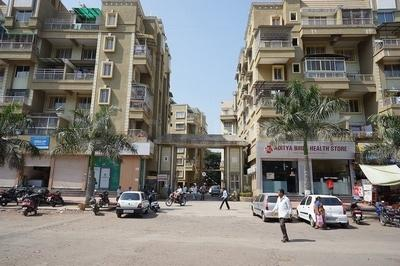 Gallery Cover Image of 1090 Sq.ft 2 BHK Apartment for rent in Chinchwad for 22000