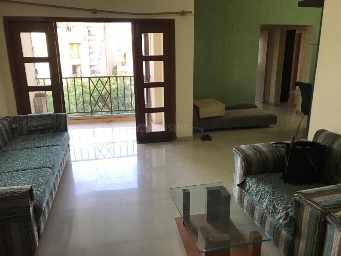 Living Room Image of 1575 Sq.ft 3 BHK Apartment for rent in  Ratnadeep Complex, Jodhpur for 29000